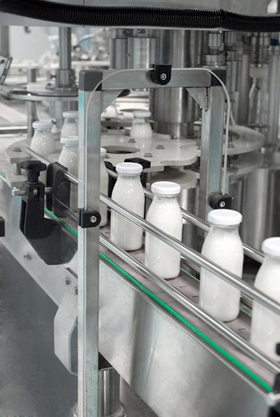 Electroválvulas y válvulas para la industria alimentaria