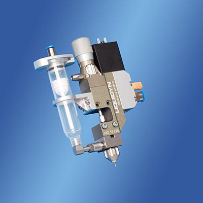 Innovadora Tecnología P-Jet de dosificación Sin Contacto para Mayores Rendimientos