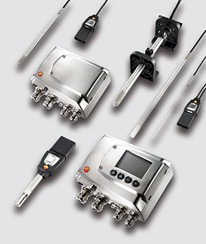 Transmisores de humedad con autoverificación para mediciones en aplicaciones industriales