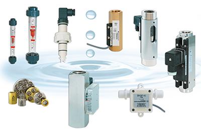 Medidores de caudal instantáneo para control y medición de líquidos y gases