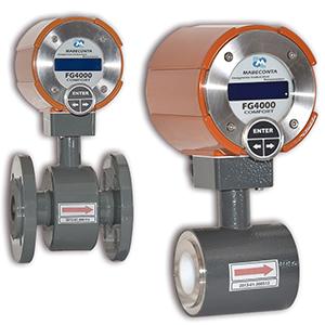 Caudalímetro electromagnético FG 4000 de Mabeconta para usos industriales